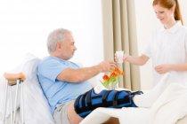 Maxima jako první reaguje na zvýšení poplatku za pobyt v nemocnici