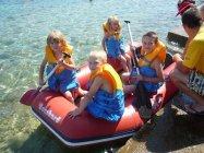 Děti pojištěné u VZP se již chystají osedlat Mořského koníka